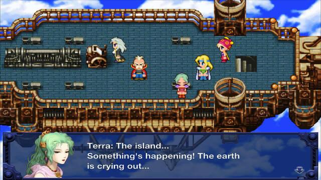 Final Fantasy VI ya está disponible en Steam