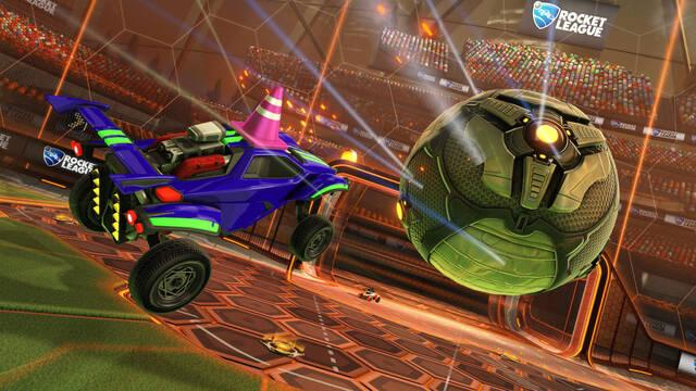 Rocket League tendrá versión especial para China