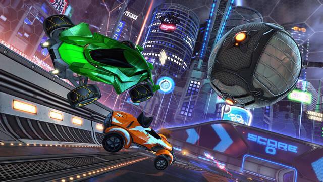 Vota por la nueva música de menú de Rocket League
