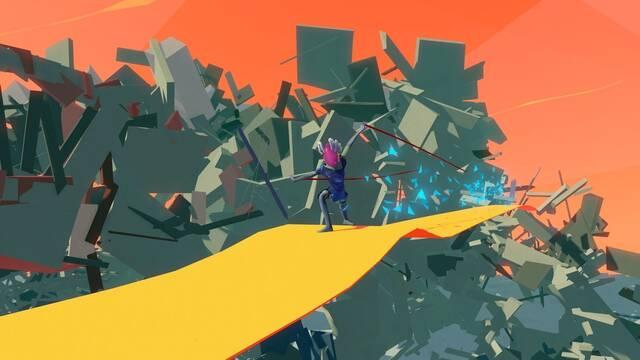 Así será Bound, un plataformas con marcado estilo artístico