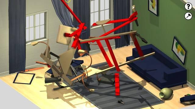 El simulador de montaje de muebles Home Improvisation llegará a PlayStation 4