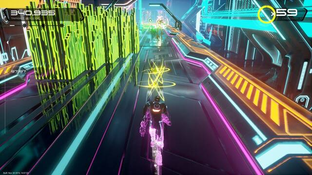 Disney confirma que TRON RUN/r llegará también a Xbox One y PlayStation 4