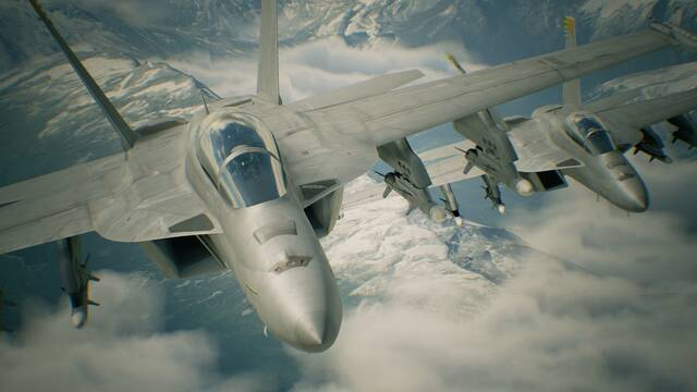 Anunciado Ace Combat 7 para PlayStation 4 y realidad virtual