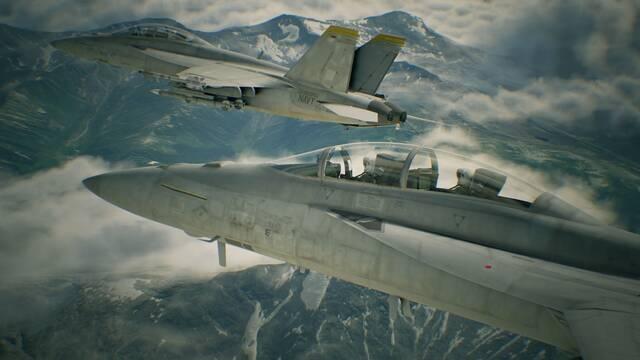 Ace Combat 7 ofrecerá una demo en realidad virtual durante la PlayStation Experience