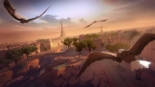 Eagle Flight llega a Oculus Rift y enseña su tráiler de lanzamiento