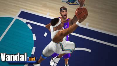 Nuevas imágenes de NBA Live 2005