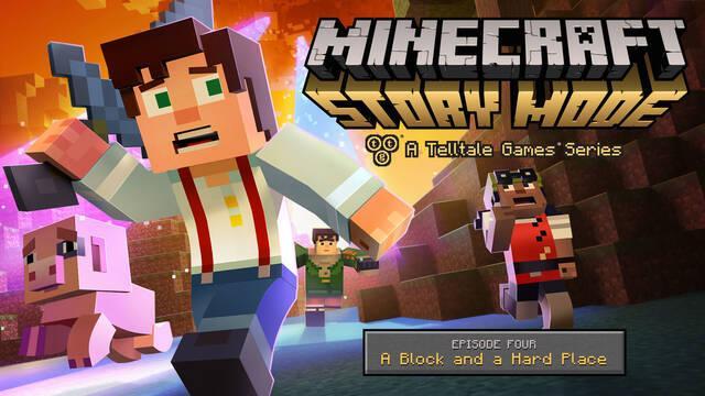Tráiler de lanzamiento del cuarto episodio de Minecraft: Story Mode