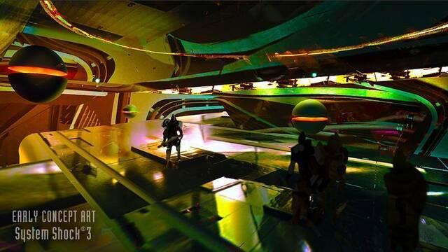 OtherSide recupera los derechos de publicación de System Shock 3