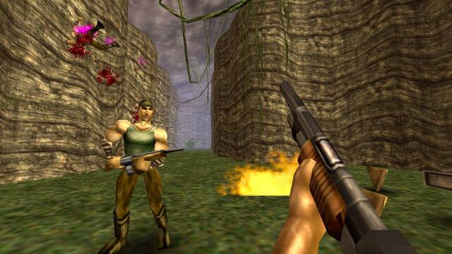El Turok original estaría muy cerca de llegar a Xbox One