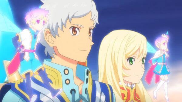 Bandai Namco presenta la secuencia de introducción de Tales of the Rays