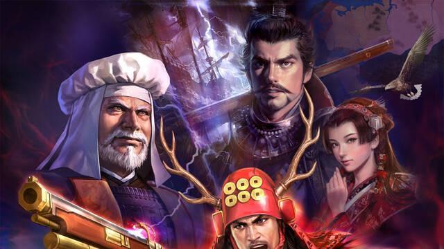 Koei Tecmo confirma los incentivos para reservas de Nobunaga's Ambition: Sphere of Influence – Ascension