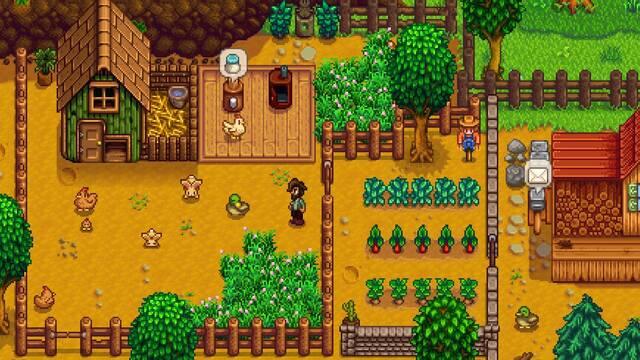 El multijugador de Stardew Valley debutará en un mes