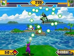 Nuevas imágenes de Dragon Ball Z: Supersonic Warriors 2