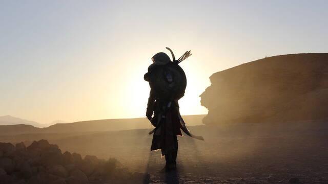 Ubisoft adelanta las próximas novedades de Assassin's Creed Origins