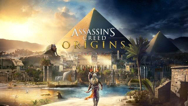 Ubisoft muestra un nuevo tráiler de Assassin's Creed Origins en su conferencia