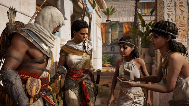 Requisitos minimos y recomendados de Assassin's Creed Origins - PC