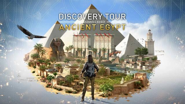 Descubre la cultura e historia de Egipto con Assassin's Creed Origins