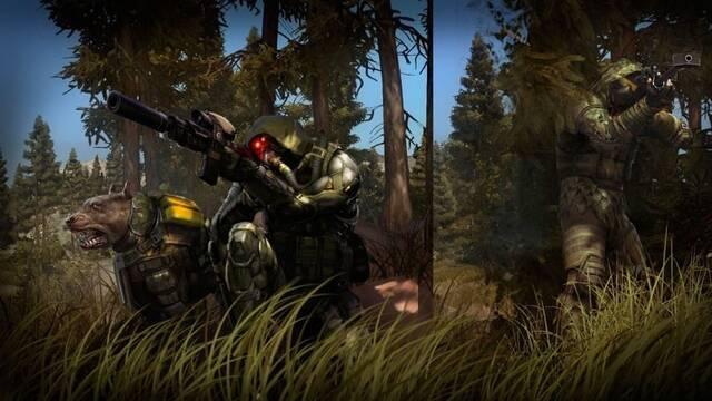 IDC publicará el juego de acción táctica Affected Zone Tactics en Europa
