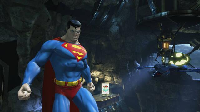 DC Universe Online es un éxito en Switch.