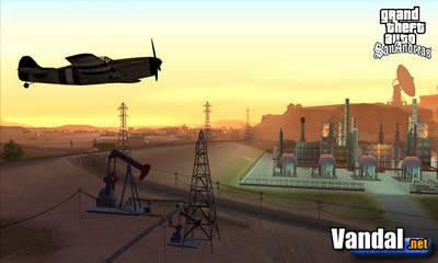 Primeras imágenes de GTA: San Andreas para Xbox
