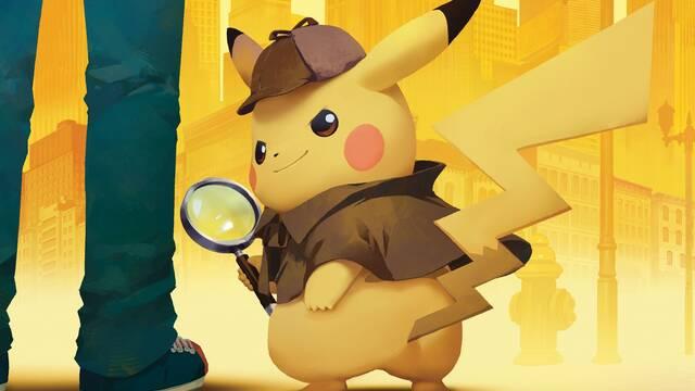 Detective Pikachu 2 anunciado para Nintendo Switch