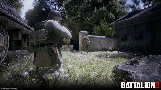 Square Enix se hace con un 20% de los creadores de Battalion 1944