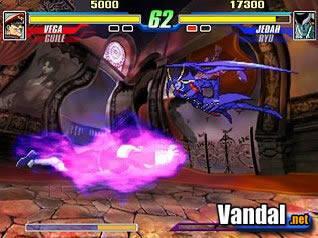 Nuevas imágenes de Capcom Fighting Jam
