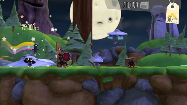 Runner2: Future Legend of Rhythm Alien llega a PS4 el 24 de febrero