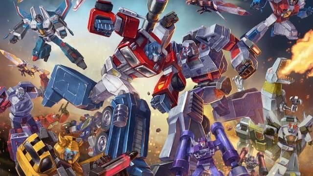 Los Transformers apostarán por la estrategia en su nuevo juego