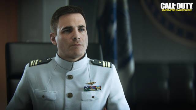 Así luce la campaña de Call of Duty: Infinite Warfare