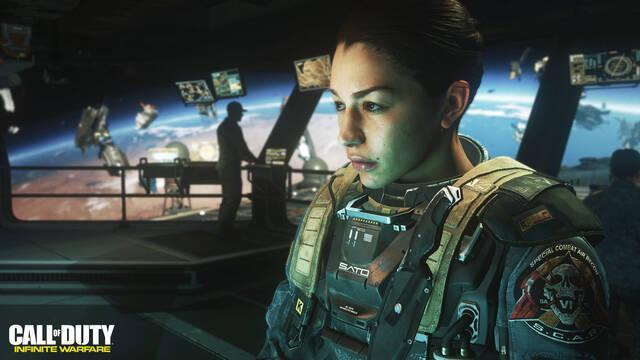 Nuevas imágenes de Call of Duty: Infinite Warfare