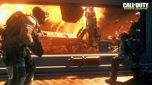 El estudio Infinity Ward fue evacuado por una amenaza de bomba