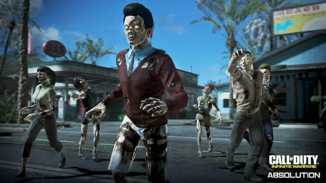 El DLC Absolution de CoD: Infinite Warfare ya está disponible en todas las plataformas