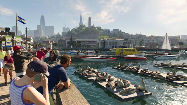 PS4 recibirá los descargables de Watch Dogs 2 un mes antes