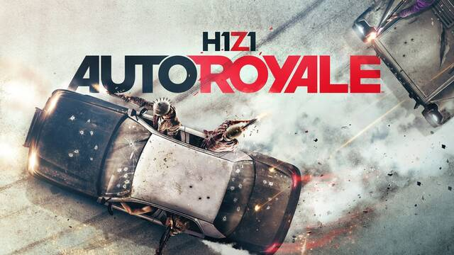 H1Z1 sale del Acceso Anticipado y estrena modo 'battle royale' motorizado