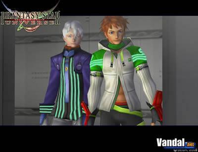 Nuevas imágenes de Phantasy Star Universe