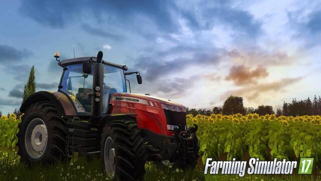 Farming Simulator 17 ofrece su nuevo tráiler para el E3