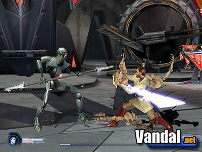 Primeras imágenes de Star Wars: Episodio III