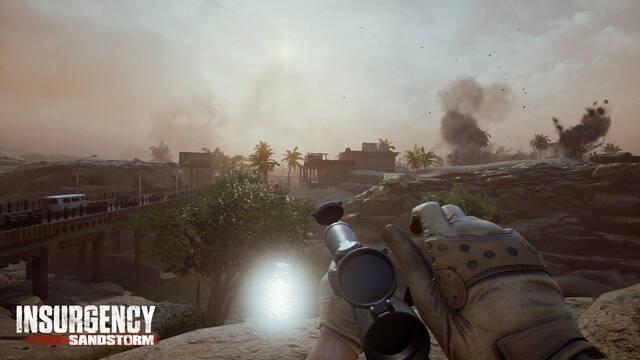 Insurgency: Sandstorm llegará a PC en septiembre