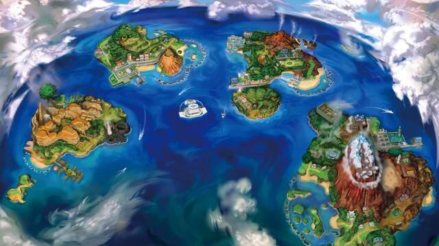 La banda sonora de Pokémon Sol / Luna llega a iTunes