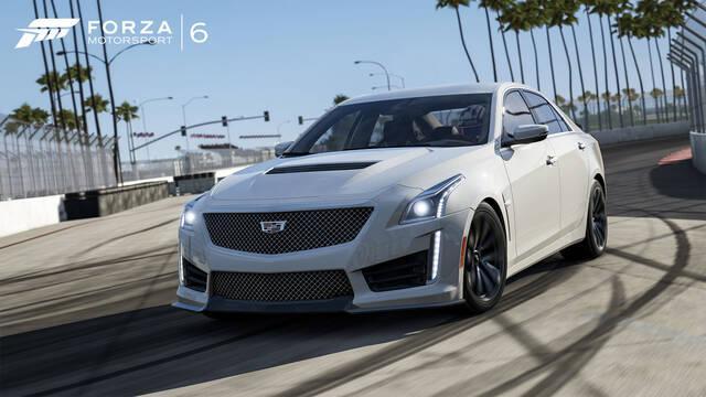 Un fabricante de volantes confirma Forza Motorsport 7