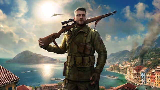 Sniper Elite 4 se retrasa hasta febrero