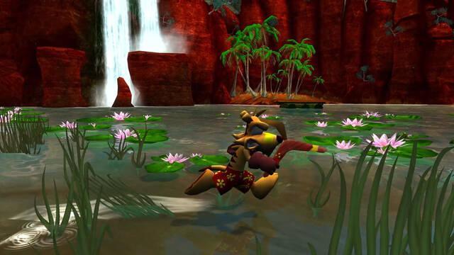 Ty the Tasmanian Tiger para Switch logra financiarse; ahora apuntan a PS4 y Xbox One