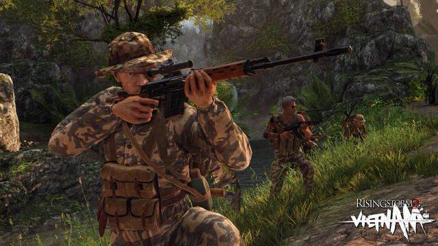 Rising Storm 2: Vietnam se actualiza con una campaña para 64 jugadores