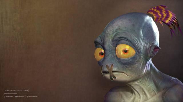 Oddworld: Soulstorm muestra su primer gameplay y presenta nuevas imágenes