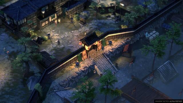 Anunciado Shadow Tactics: Blades of the Shogun, un juego de sigilo en el Japón de 1615