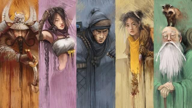 Shadow Tactics: Blades of the Shogun llegará a PC el próximo día 6 de diciembre