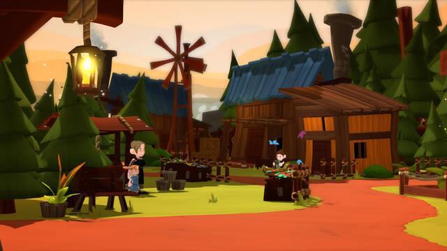 La aventura mágica de Mages of Mystralia consigue financiarse en Kickstarter