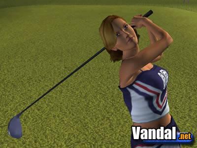 Nuevas imágenes de Outlaw Golf 2