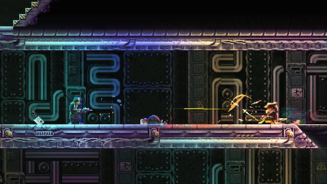 Katana Zero, un hack and slash en 2D, nos muestra sus mecánicas en un tráiler
